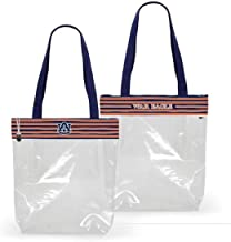 Desden Auburn Tigers Clear Gameday Stadium Tote Bag