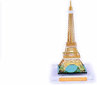 Kolambas EIFFEL TOWER Model Miniature of Paris France Home Decorative Souvenir Crystal Showpiece/Corporate Gift