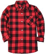 Best flannel shirt boy Reviews