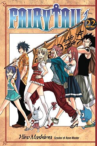 Fairy Tail Vol. 22 (English Edition)