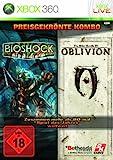 Xbox 360 - BioShock + Elder Scrolls IV: Oblivion