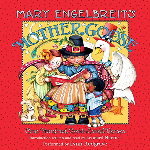 Mary Engelbreit's Mother Goose cover art