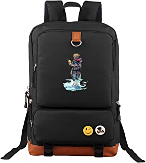 Tour Backpack Heart Of The Kingdom Laptop Bag Fashion Bookbag Students Daypack