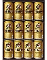 【中元/ビール】サッポロ ヱビスビール ギフトセット YE3DAZ [ 350ml×12本 ]