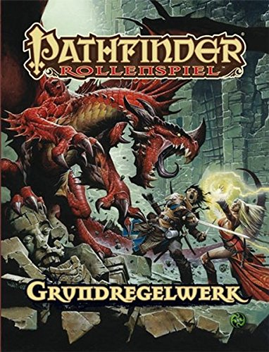 Pathfinder Grundregelwerk Taschenbuch (Pathfinder: Fantasy-Rollenspiel)