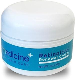 Sponsored Ad - Retinol 3000 Renewal Cream Anti-Aging for Face | w/Jojoba, Hyaluronic Acid, Squalane | Premium Quality | He...