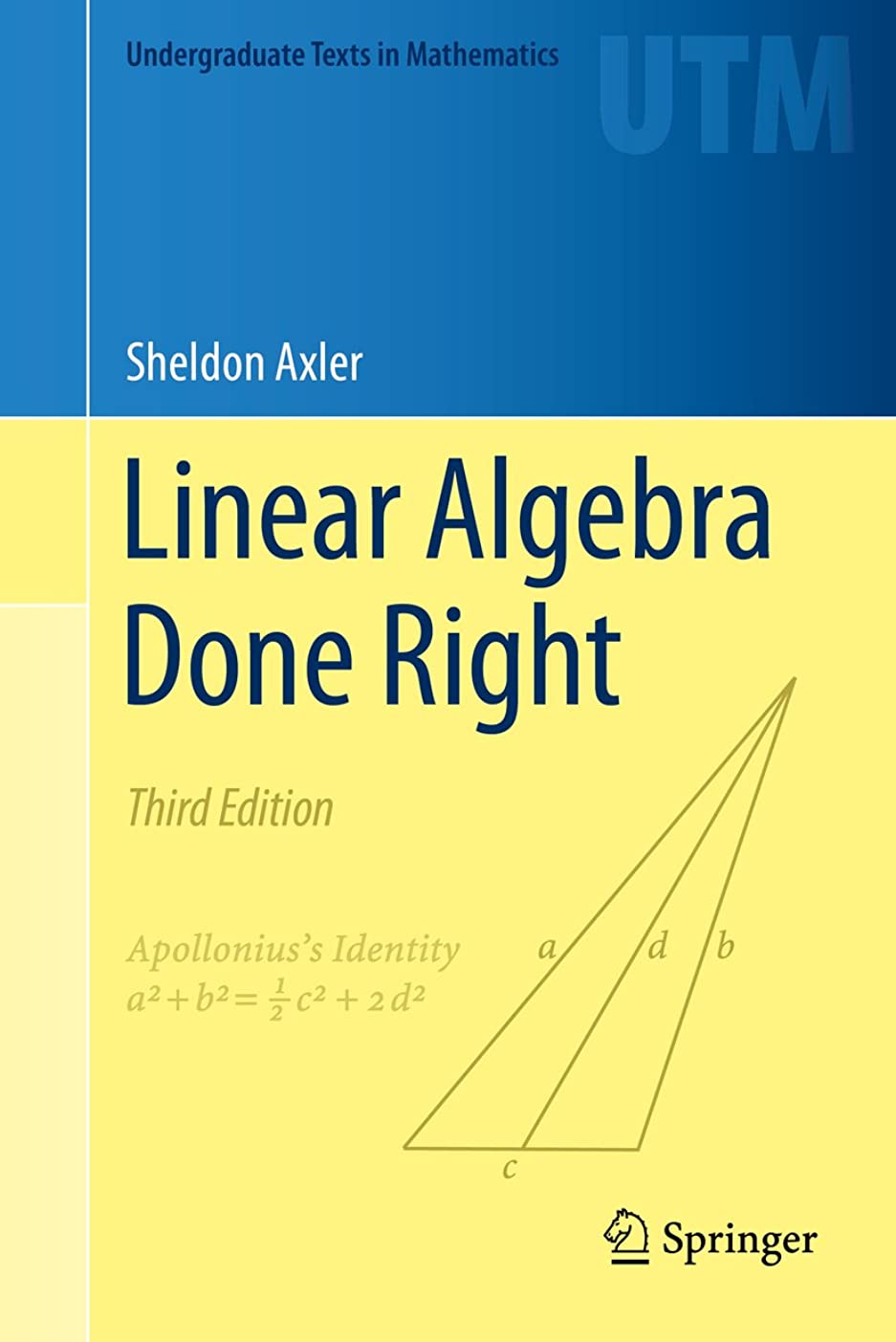 物理的なカレンダーモスLinear Algebra Done Right (Undergraduate Texts in Mathematics) (English Edition)