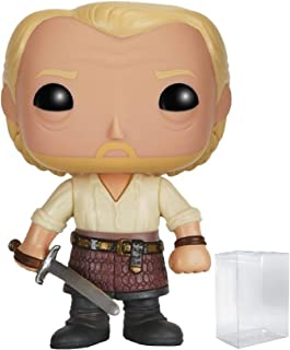 Game of Thrones: Jorah Mormont Funko Pop! Vinyl Figure (Includes Compatible Pop Box Protector Case)