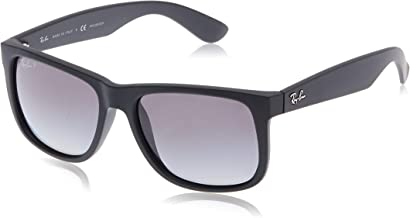 Best ray ban justin rubber black grey gradient Reviews