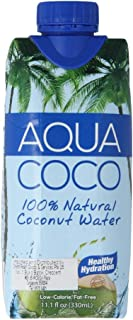 Aqua Coco Coconut Water, 330 ml (Pack of 1)