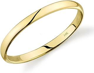 10k gold midi rings