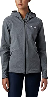 Columbia womens Heather Canyon™ Softshell Jacket athletic-soft-shell-jackets (pack of 1)