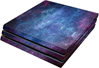 MightySkins Skin Compatible with Sony PS4 Pro Console - Nebula | Protective, Durable, and Unique Vinyl Decal wrap Cover | Easy to Apply, Remove, and Change Styles | Made in The USA