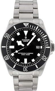[チュードル] 腕時計 TUDOR 25500TN J品番 ペラゴス チタニウム ブラック文字盤 500m防水 自動巻き メンズ [中古品] [並行輸入品]