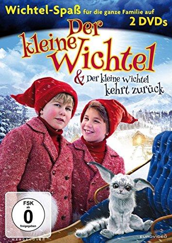 Der kleine Wichtel & Der kleine Wichtel kehrt zurück [2 DVDs]