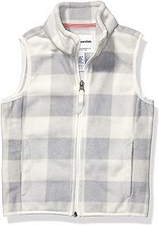 Amazon Essentials Girl's Polar Fleece Vest