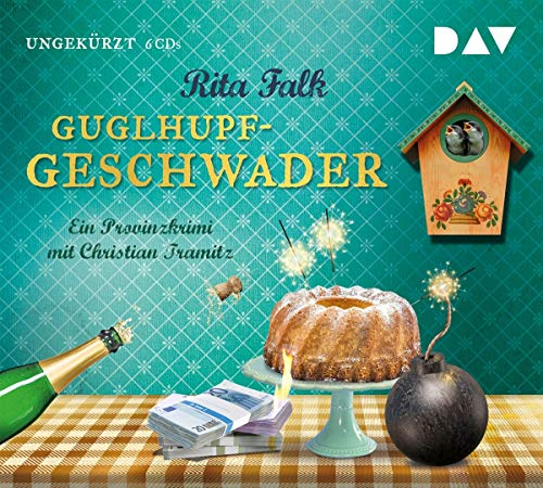 Guglhupfgeschwader: Ungekürzte Lesung mit Christian Tramitz (6 CDs)