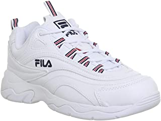 new style b613f e2e16 Amazon.co.uk: Fila - Trainers / Men's Shoes: Shoes & Bags