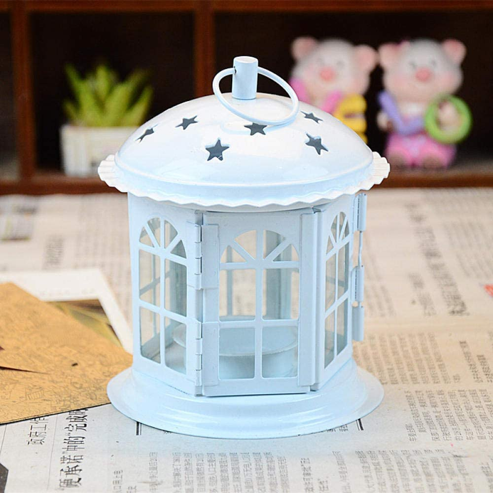 Tea Light Now free shipping Max 58% OFF Candle Holders Metal Decoration Iron Candlestick Board