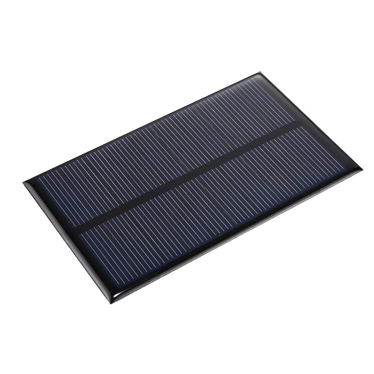 活性化強制的グレーポータブル折りたたみソーラーパネル 5V 1.2W 200mAh DIYサンパワーバッテリーソーラーパネルモジュールセル、サイズ:110 x 69mm マウサー日本