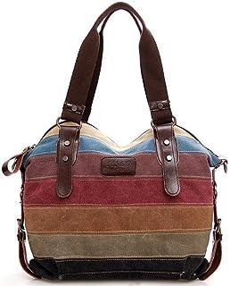 2659d6cbd58b Amazon.com: Canvas - Shoulder Bags / Handbags & Wallets: Clothing ...