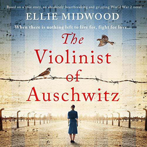Couverture de The Violinist of Auschwitz