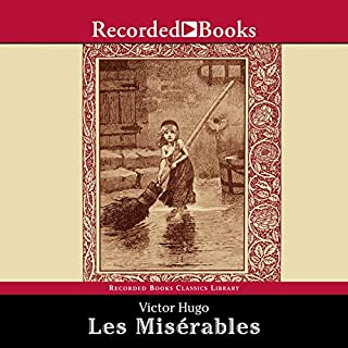 Les Misérables: Translated by Julie Rose                   By:                                                                                                                                 Victor Hugo,                                                                                        Julie Rose (translator)                               Narrated by:                                                                                                                                 George Guidall                      Length: 60 hrs and 26 mins     2,552 ratings     Overall 4.6