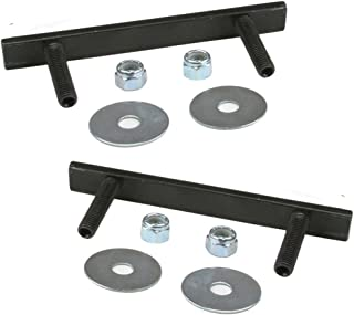 Installation Mounting Brackets For Vw Manx Dune Buggy Windshields To Body, Pair