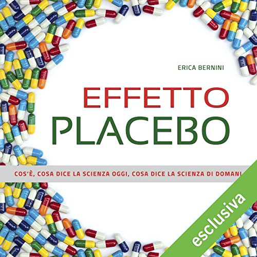 Effetto placebo audiobook cover art