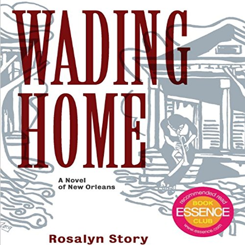 Wading Home audiobook cover art