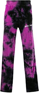 Luxury Fashion   Palm Angels Men PMCA007R204690141014 Purple Polyester Joggers   Spring-summer 20