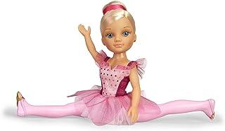 Nancy- Muñeca Un día de Ballet niñas a Partir de 3 años (Famosa 700015543)