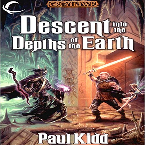 Descent Into the Depths of the Earth audiobook cover art