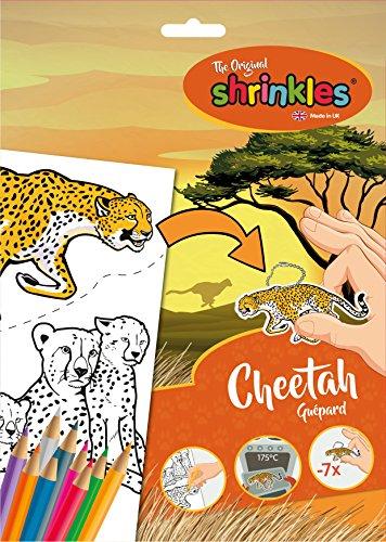 Shrinkles WZ072Originale World Wildlife Cheetah Slim Confezione, Colore Unknown