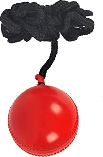 SG iball with Cord, Adult, red, iballa, iball (Ball with Cord)