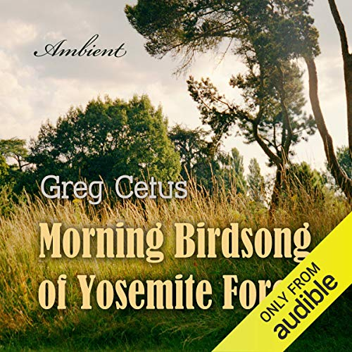 Morning Birdsong of Yosemite Forest cover art