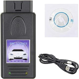 OUYAWEI Escáner 1.4/1.4.0 Detector de diagnóstico de fallas de automóviles para BMW