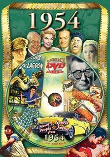 1954 Flickback DVD Greeting Card: 65th Anniversary or 65th Birthday