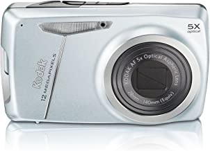 Kodak Easyshare M550 12 MP Digital Camera with 5x Wide Angle Optical Zoom and 2.7-Inch LCD (Blue)