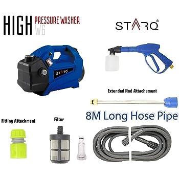 STARQ W6 2400W 210 BAR Heavy Duty HIGH Pressure Washer Cleaner