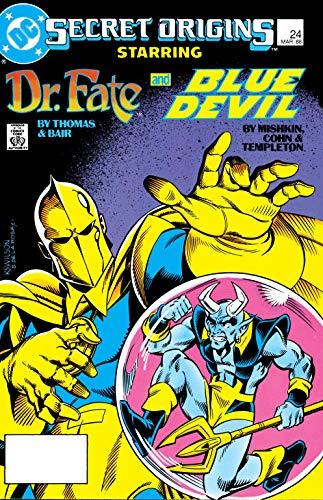 Secret Origins (1986-1990) #24 (English Edition)