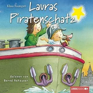 Lauras Piratenschatz Titelbild