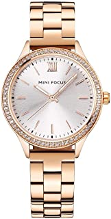 ميني فوكس ساعة كاجوال للنساء، انالوج بعقارب ، MF0043L.03