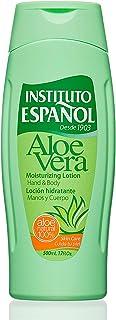 Instituto Español Loción Hidratante con Aloe Vera - 500 ml