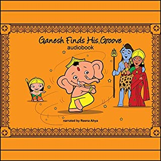 Ganesh Finds His Groove cover art
