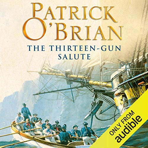 Couverture de The Thirteen-Gun Salute