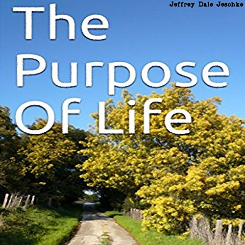 The Purpose of Life audiobook cover art