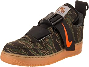 air force 1 utility trainers sequoia black gum medium brown