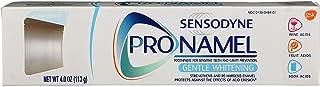Pronamel Sensodyne Gentle Whitening Anti-cavity Toothpaste for Sensitive Teeth .8 Oz Pack of 36 by Sensodyne