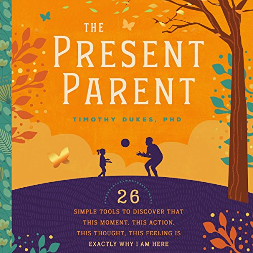 The Present Parent Handbook audiobook cover art